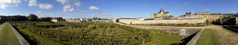 Potager du Roi à Versailles